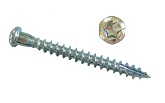 Angle bracket screw