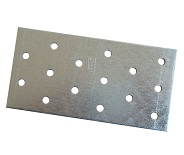Perforated plate stainless s